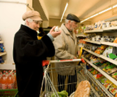 Social Supermarkets – Helping those most in need