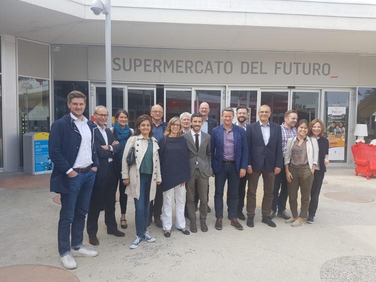 A glimpse into the future at Supermarcato Del Futuro, Milan